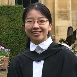 Anna Wang receives BP Nevill Mott Prize